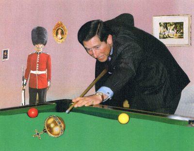Oliver Dunne & Siobhán McCooey: Pocket Royals: Charles Snooker