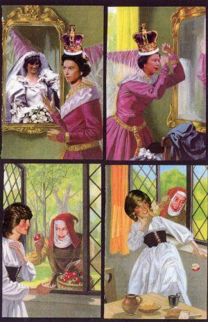 Oliver Dunne & Siobhán McCooey: Pocket Royals: Snow White