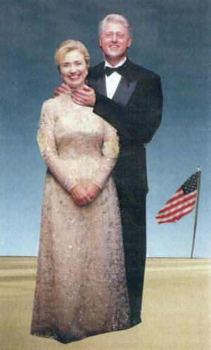Oliver Dunne & Siobhán McCooey: Pocket Presidents: The Clintons