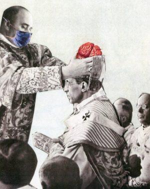 Oliver Dunne & Siobhán McCooey: Pocket Popes: Brain