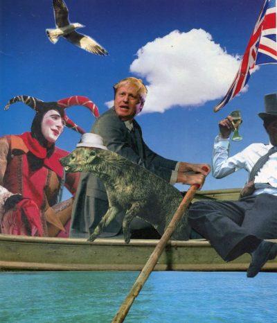 Boris Johnson & The Ship of Fools