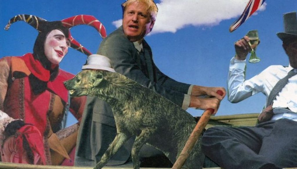 Oliver Dunne & Siobhán McCooey: Pocket Prime Ministers: Boris Johnson & The Ship of Fools