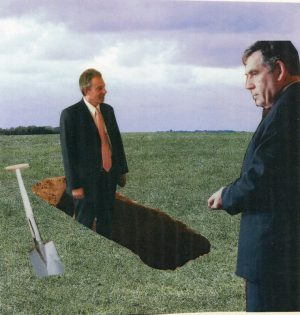 Oliver Dunne & Siobhán McCooey: Pocket Prime Ministers: Blair & Brown