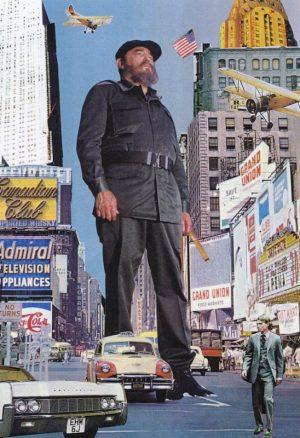Oliver Dunne & Siobhán McCooey: Pocket Dictators: Castro Giant