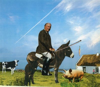 Oliver Dunne & Siobhán McCooey: Pocket World Leaders: Haughey on Donkey