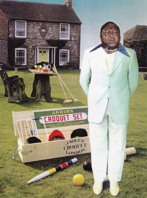 Oliver Dunne & Siobhán McCooey: Pocket Dictators: Idi Amin and Croquet