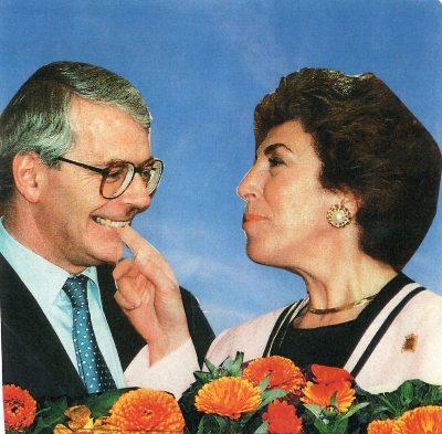 Oliver Dunne & Siobhán McCooey: Pocket Prime Ministers: Major & Edwina