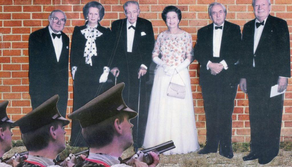 Oliver Dunne & Siobhán McCooey: Pocket Prime Ministers: Firing Squad